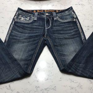Rock Revival Jeniya skinny stretch jeans